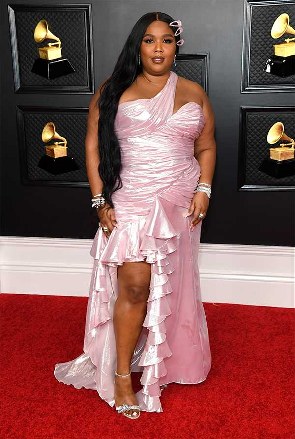 Red Carpet de los Grammys 2021