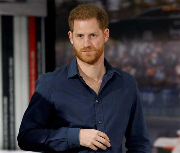 El Principe Harry ahora es Director de Impacto