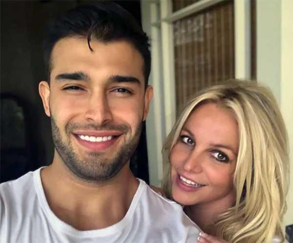 Sam Asghari quiere tener hijos con Britney Spears