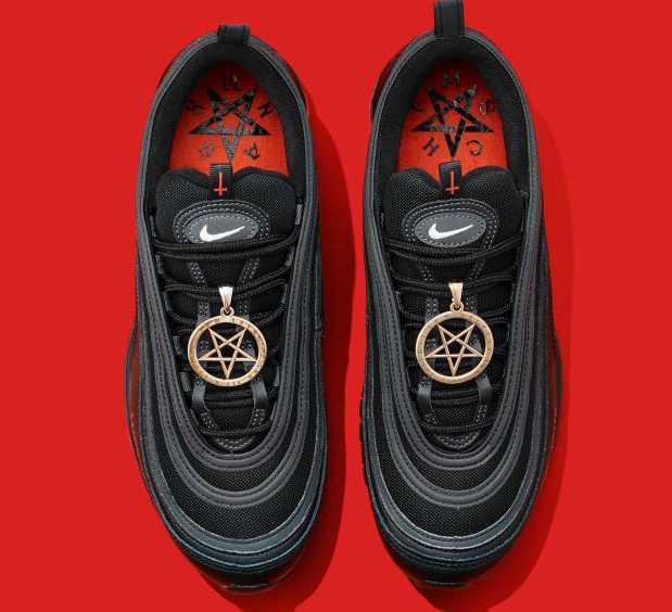 Los zapatos satánicos de Lil Nas X Nike