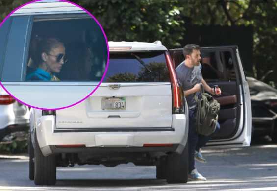 Jennifer Lopez y Ben Affleck reunidos varias veces