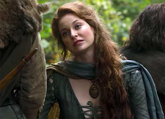 Esmé Bianco como Ros en Games Of Thrones - GOT