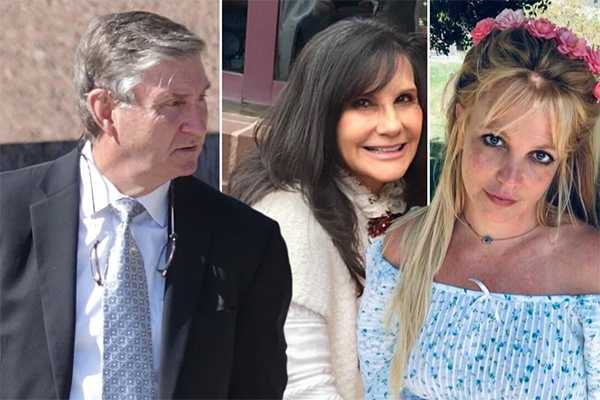 Papa Spears accuses Britney's mom of taking advantage of her daughter