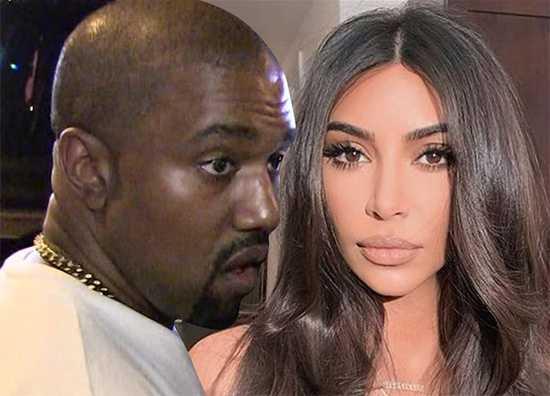 Kanye West pide custodia compartida de sus hijos con Kim Kardashian