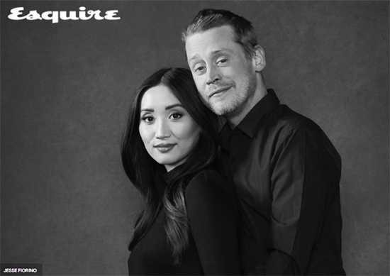 Macaulay Culkin y Brenda Song son padres!!