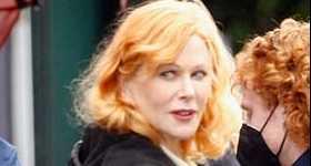 Nicole Kidman como Lucille Ball en The Ricardos