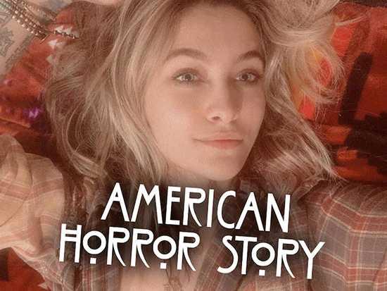 Paris Jackson saldrá en American Horror Story