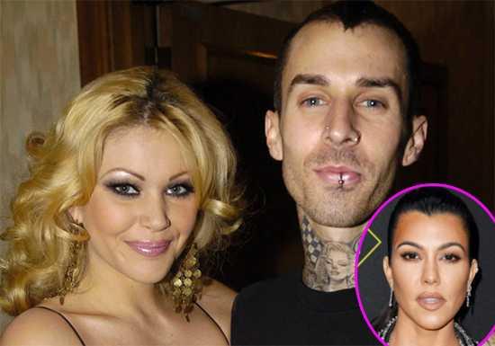 Shanna Moakler celosa de Travis Barker y Kourtney Kardashian!