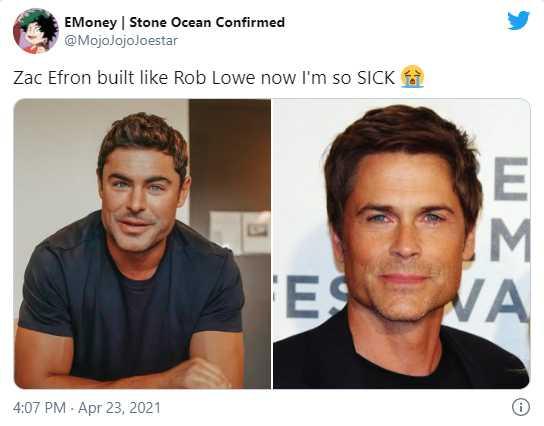 Zac Efron con nueva cara cirugía plástica? WTF?