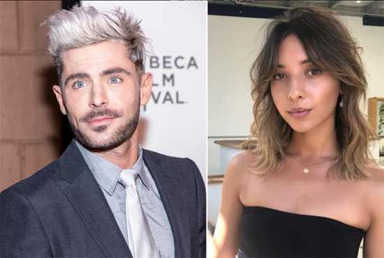 Zac Efron y Vanessa Valladares terminan tras 10 meses de relación