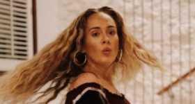 Adele publicó fotos por su cumple 33