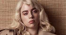 El nuevo Look de Billie Eilish en Vogue UK