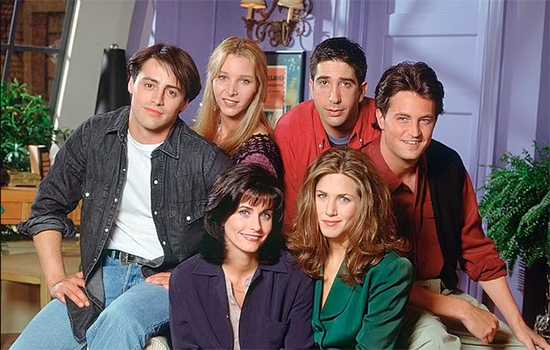 Friends meeting on HBO Max already has a date !!