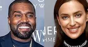 Kanye West saliendo con Irina Shayk?