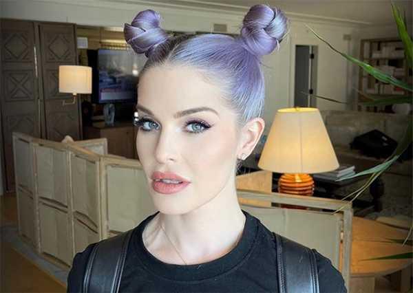 Kelly Osbourne niega cirugía plástica en su rostro