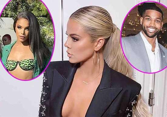 Khloe Kardashian contactó a la reciente amante de Tristan? WTF?