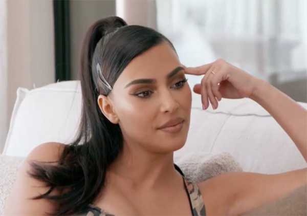 Kim Kardashian reprobó examen de leyes. LOL!