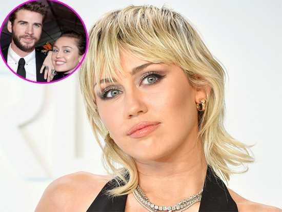 Miley Cyrus recuerda a Liam por aniversario de Malibu