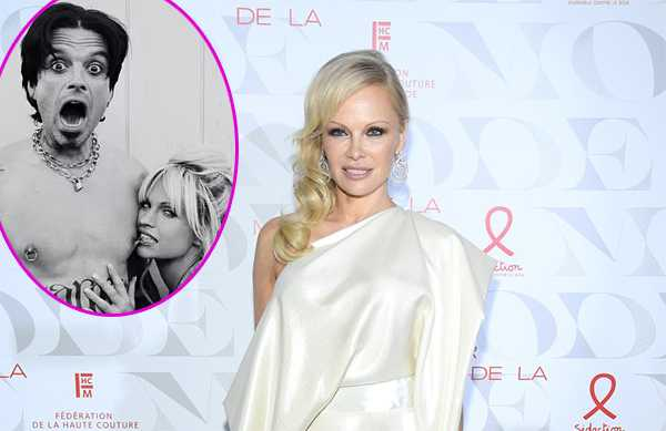 Pamela Anderson no aprueba la serie biopic Pam And Tommy
