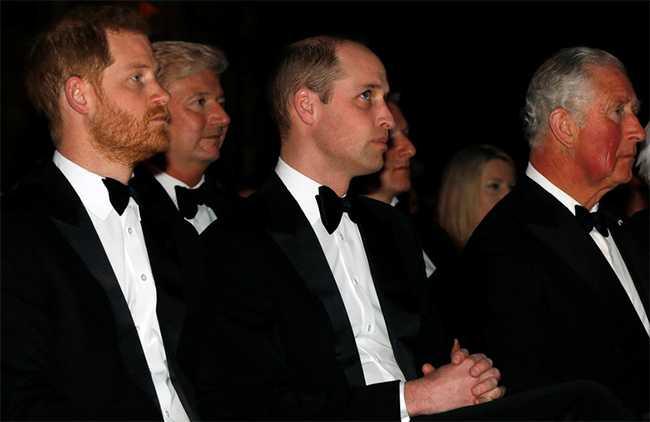William teme que Harry dañe severamente relaciones con la familia real