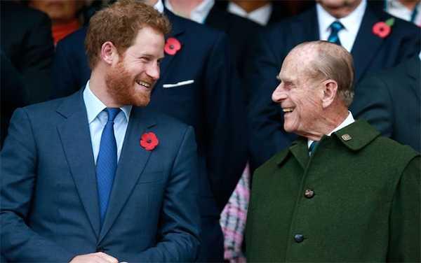 Principe Harry no contestó llamada sobre muerte del Principe Philip