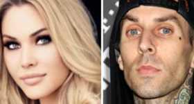 Shanna Moakler pilló a Travis Barker teniendo un affair con Kim Kardashian
