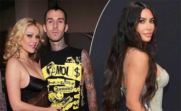 Shanna Moakler terminó con Travis Barker por culpa de Kim Kardashian