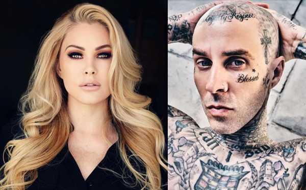 Travis Barker responde a Shanna Moakler