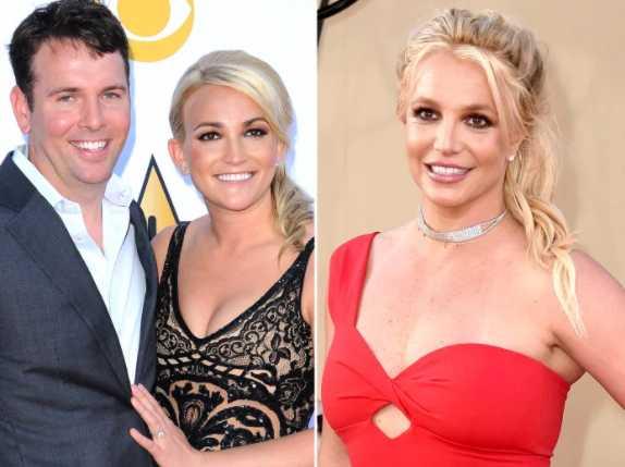 El esposo de Jamie Lynn Spears envía su apoyo a Britney