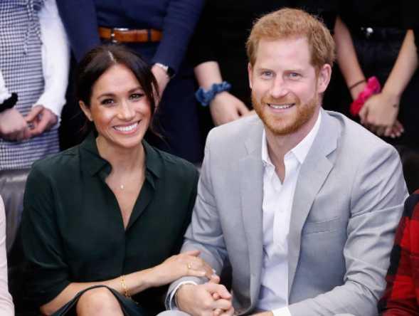 Harry y Meghan Markle llamaron a su hija Lilibet Diana
