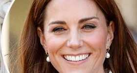 Kate Middleton habló de su sobrina Lilibet Diana