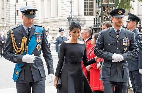 Príncipe William llamó maldita mujer a Meghan Markle. WTF?