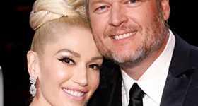 Gwen Stefani y Blake Shelton se casaron este fin de semana