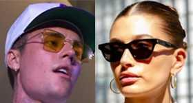 Justin Bieber gritándole a Hailey Baldwin