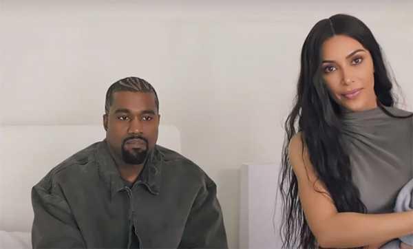 Kanye West llora tras canción sobre su divorcio de Kim