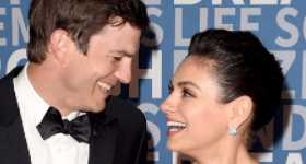 Mila Kunis admite que fue egoísta por negarle a Ashton ir al espacio