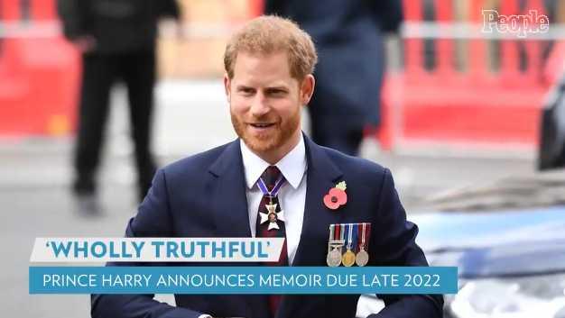 Vocero del Príncipe Harry desmiente trato por 4 libros