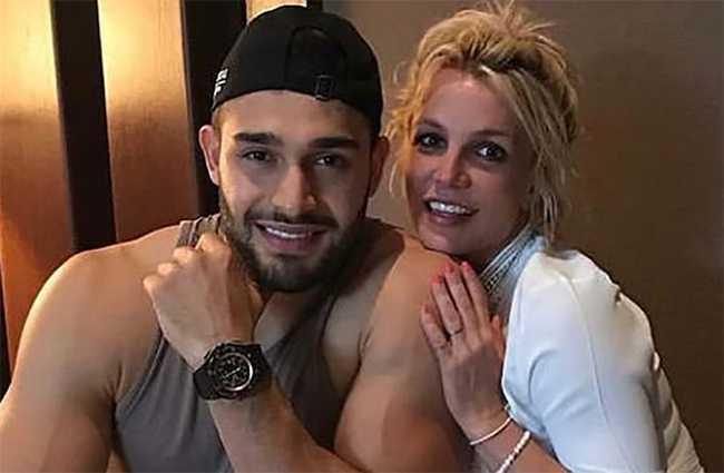 Sam Ashghari no le ha pedido matrimonio a Britney