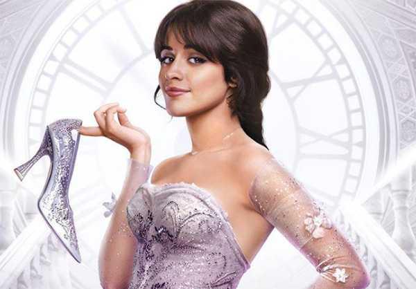 Trailer de Cinderella con Camila Cabello