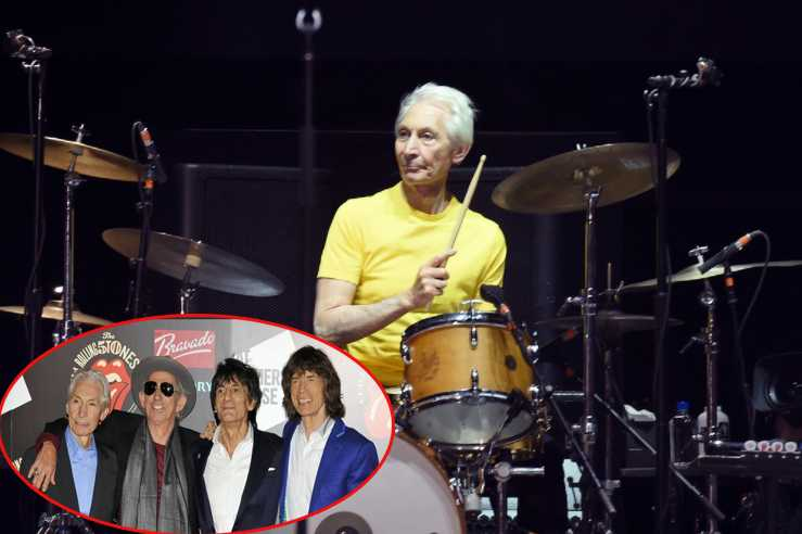Baterista de Rolling Stones Charlie Watts muere a los 80