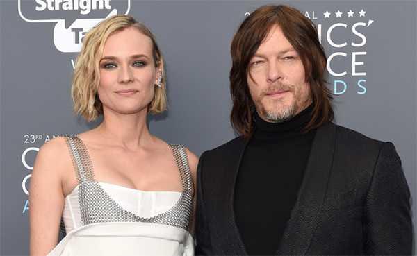 Diane Kruger y Norman Reedus comprometidos!