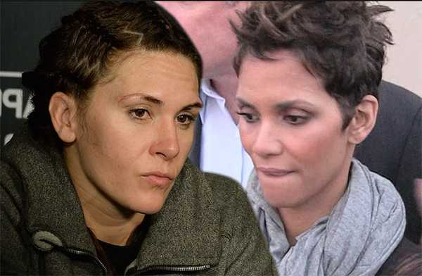 Halle Berry demandada por ex luchadora de UFC Cat Zingano