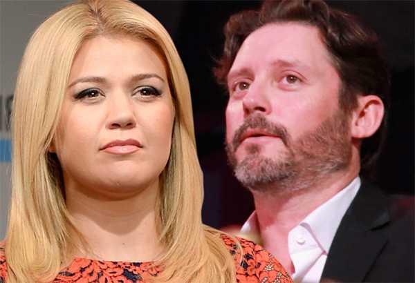 Kelly Clarkson celebra aprobación de su prenup