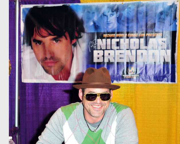 Nicholas Brendon Comic Con 2011