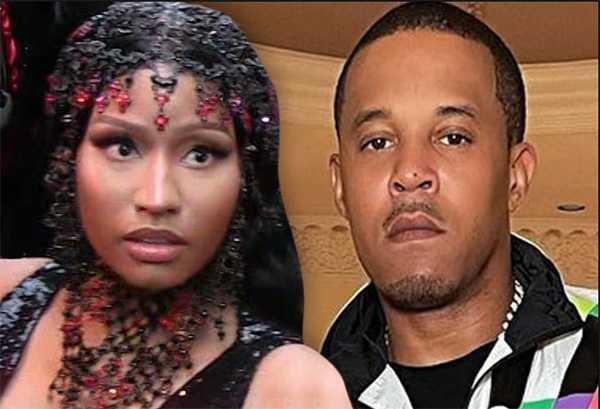 Nicki Minaj y su esposo demandados por la victima de él