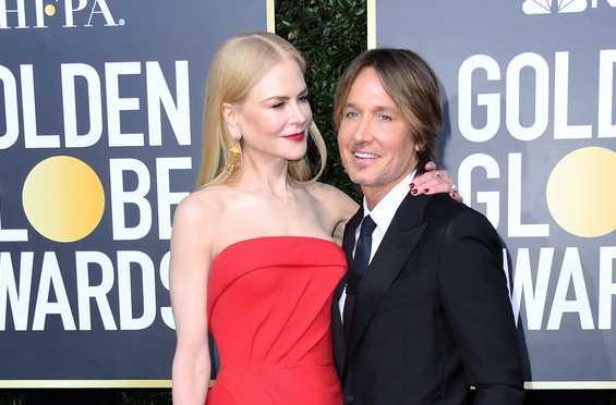 Nicole Kidman revela como se siente Keith Urban con sus escenas de amor
