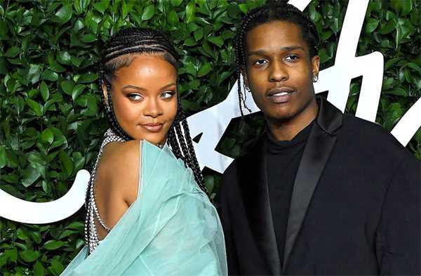 Rihanna y ASAP Rocky compromiso pronto?