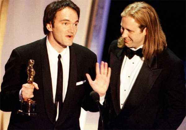 Quentin Tarantino juró no compartir su fortuna con su madre WHY?