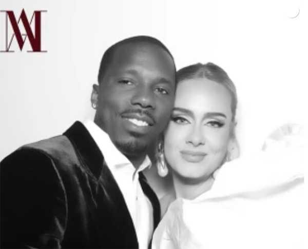 Adele y su novio Rich Paul oficiales en Instagram