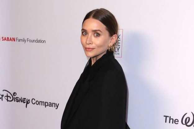 Ashley Olsen se presenta en una red carpet luego de más de 2 años